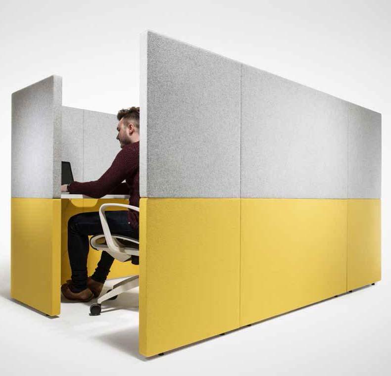 Work Booth Design 1