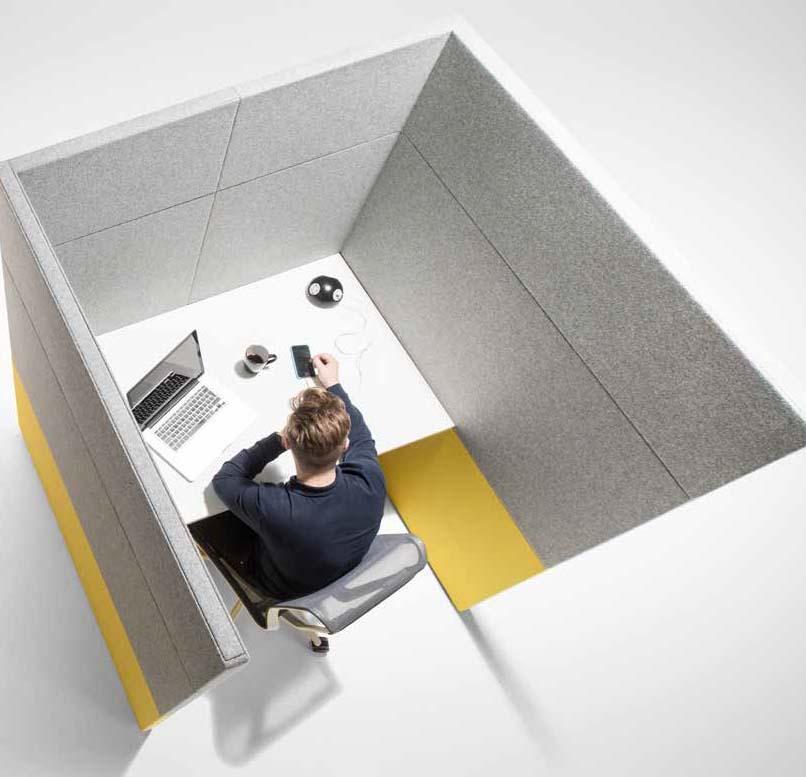 Work Booth Design 2