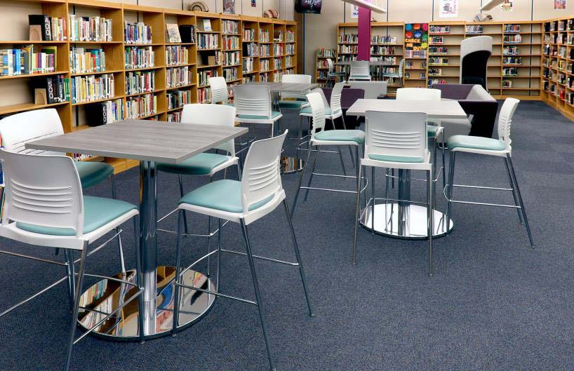 Library Table Design